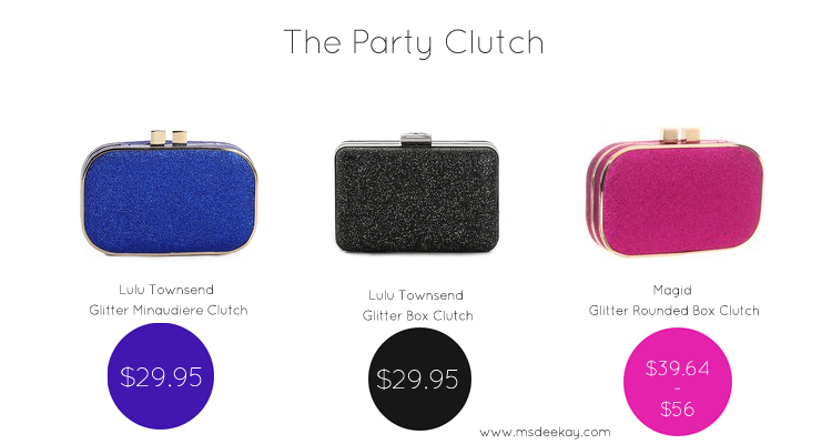 theparty clutch