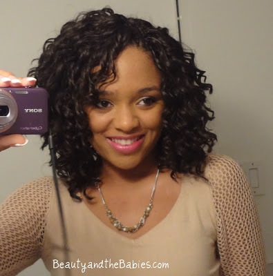 Marleyna A YouTube Natural Hair Vlogger