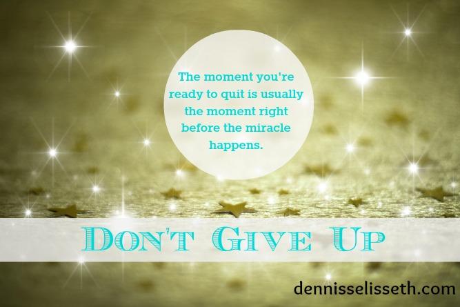 Motivation Inspiration Dont Give Up
