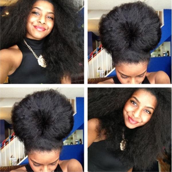 tonnes of ways to bun your hair