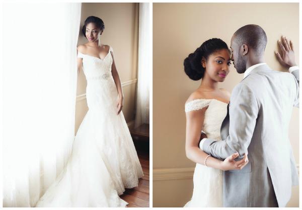 nikkimae Maeling and Anthony Wedding