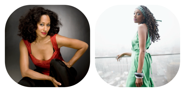 Tracee Ellis Ross and Chescaleigh talk social media and hair