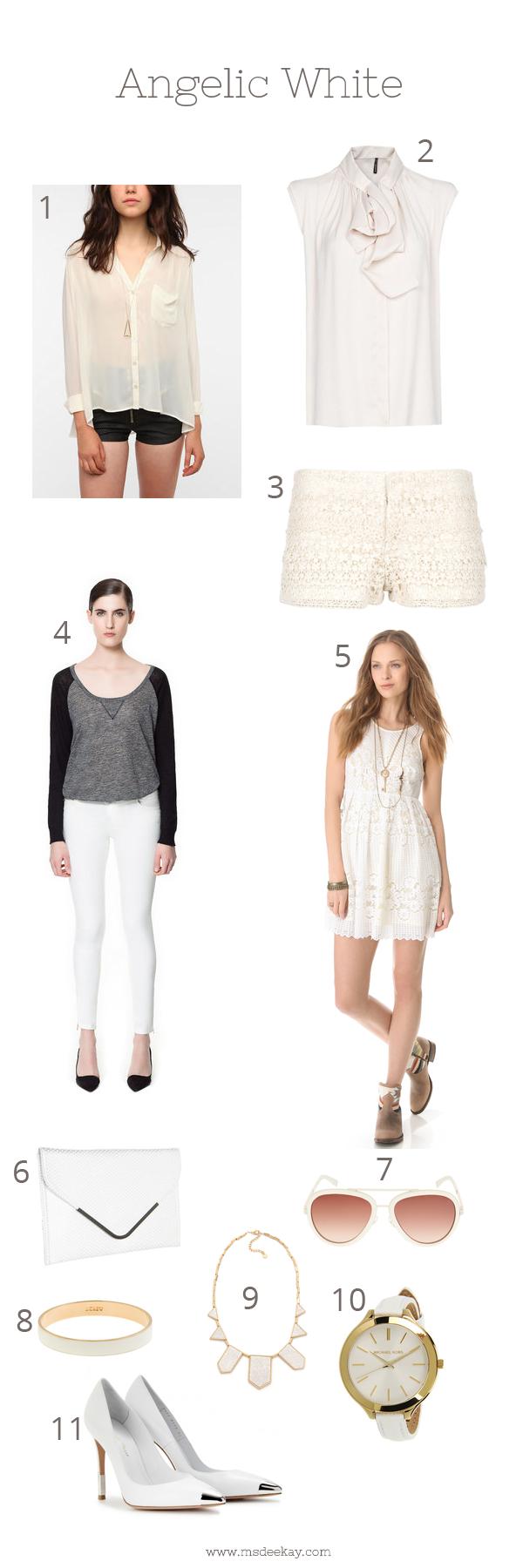 color trend white