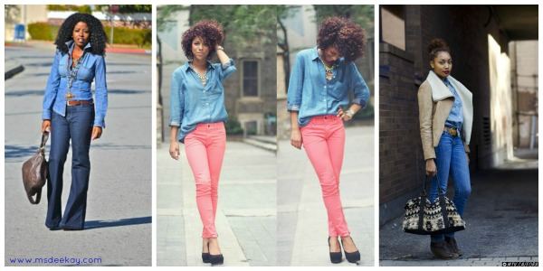 Style Trend : Denim On Denim