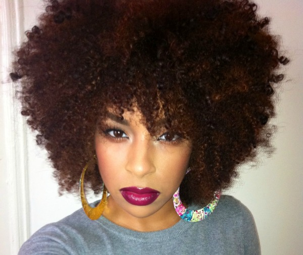 Stephanie Lee of BeautyByLee/LiquidLinerLover Beauty and Natural Hair Blogger