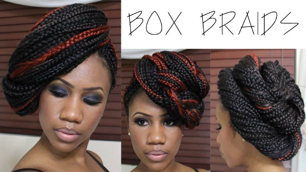 box braids brittany kyssmyhair kinkyislandgirl updo