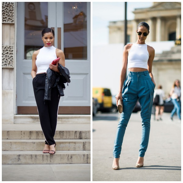 Trending :: 90s Fashion makes a come back with Crop Tops |