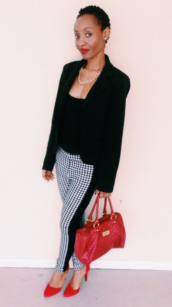 red-quilted-houndstooth-pants-msdeekay