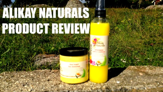 Alikay Naturals Product Review