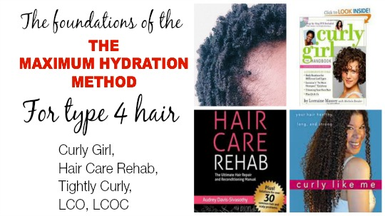 The foundations of the maximum hydration method curly girl, hair care rehab, tightly curly, lcoc, lco