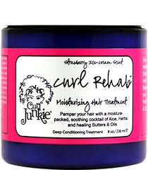 Curl Junkie Curl Rehab