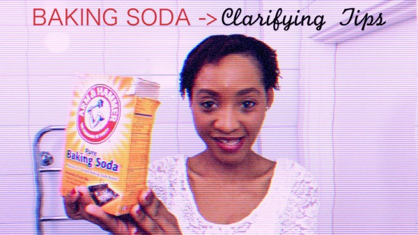baking soda clarifying tips