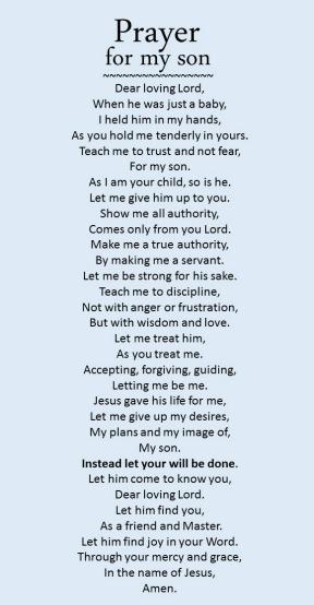 prayer-for-my-son
