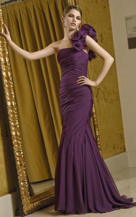purpleeveningdress