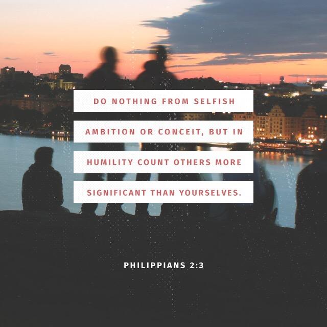phillipians 2: 1 - 11